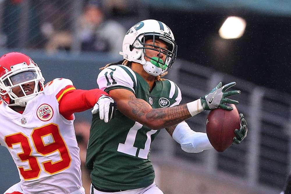Fantasy Football Robby Anderson xFP