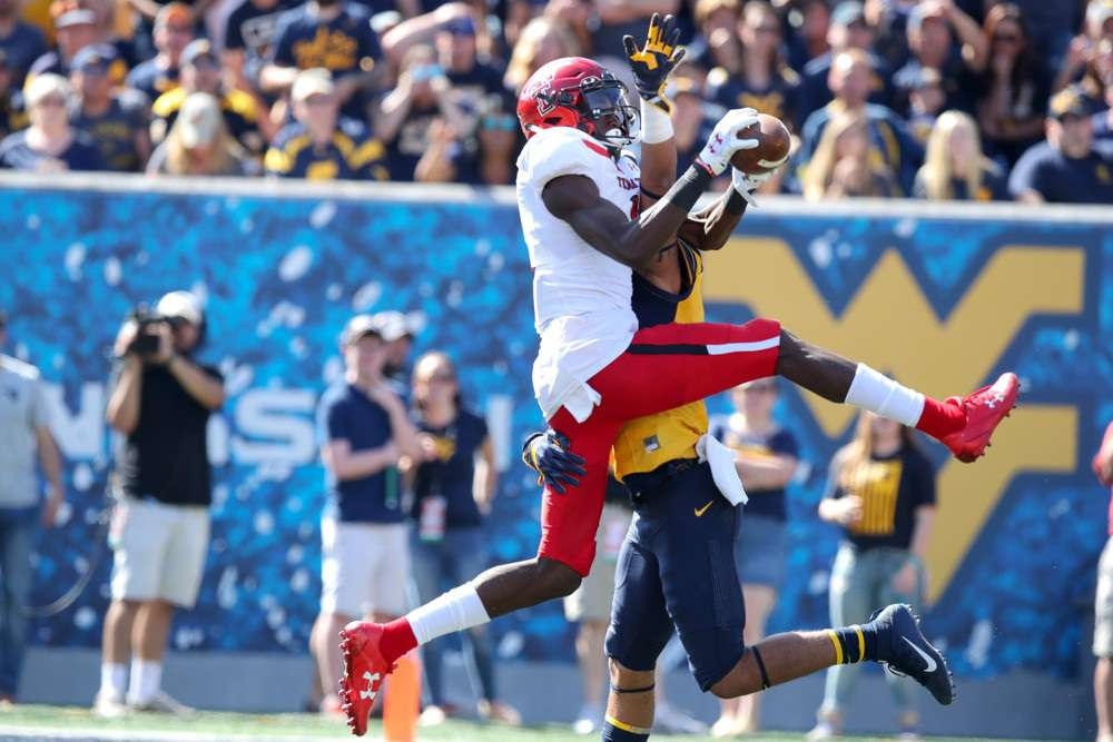 College Fantasy Football: Top 50 Wide Receivers