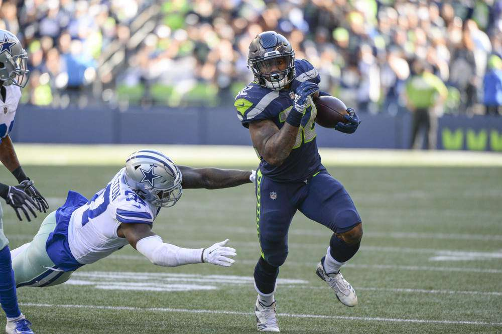 Fantasy Football: Week 3 Touches & Targets Leaders