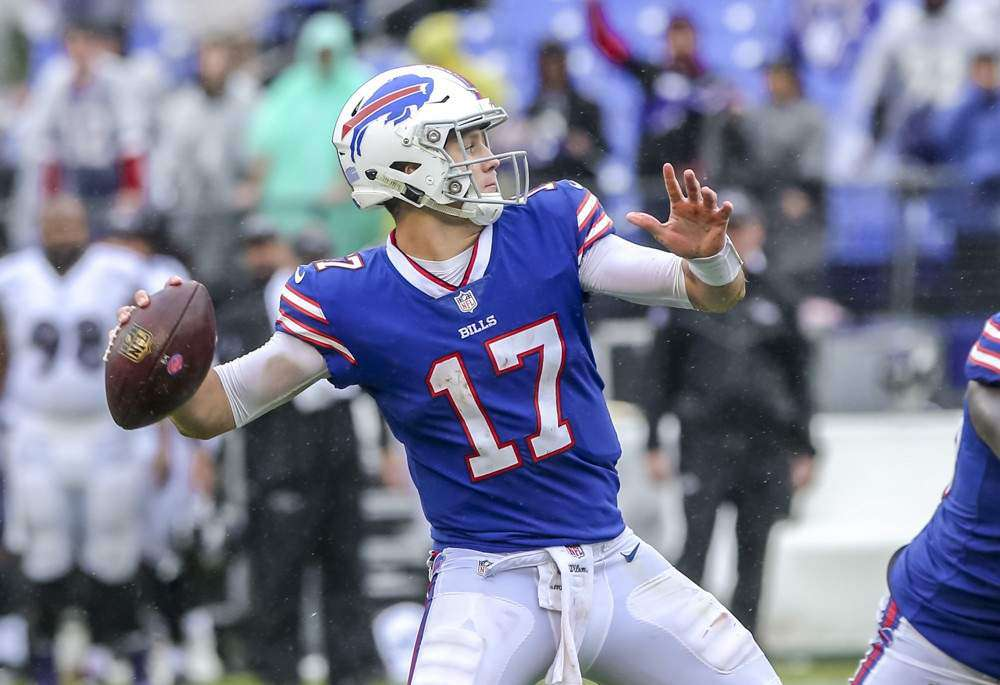 newest 5b45d 25c10 Josh Allen Riseth: Monday's Musings for Week 3 | FantraxHQ