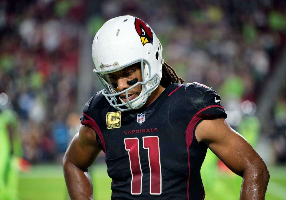 Dynasty Football Mistakes Larry Fitzgerald
