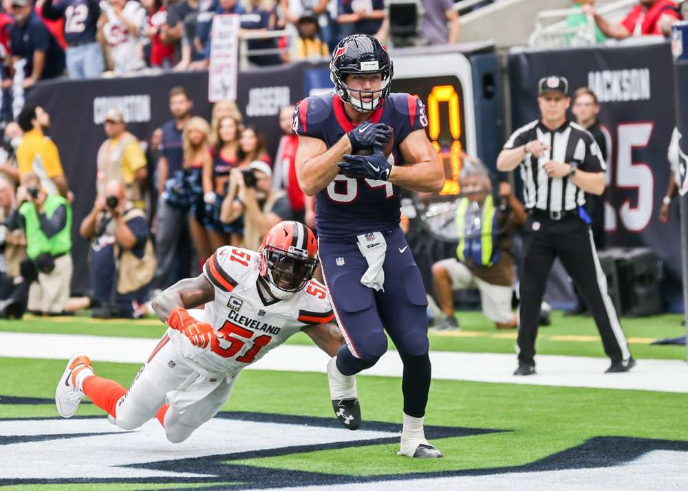 Week 1 Tight End Sleepers: Going with Griffin