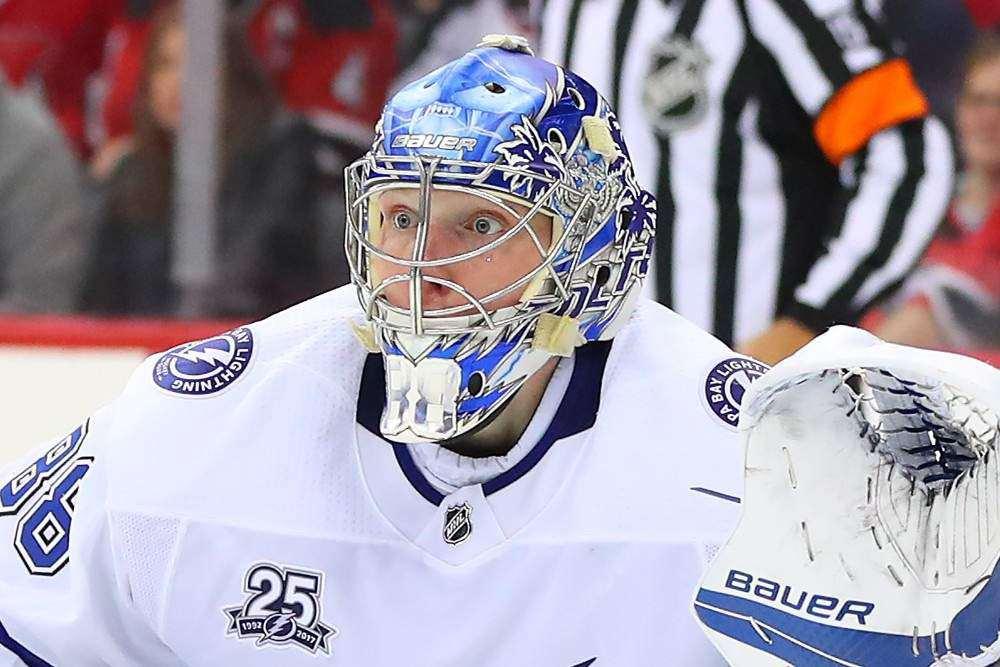 Fantasy Hockey Goalie Report: Vasilevskiy Takes Charge