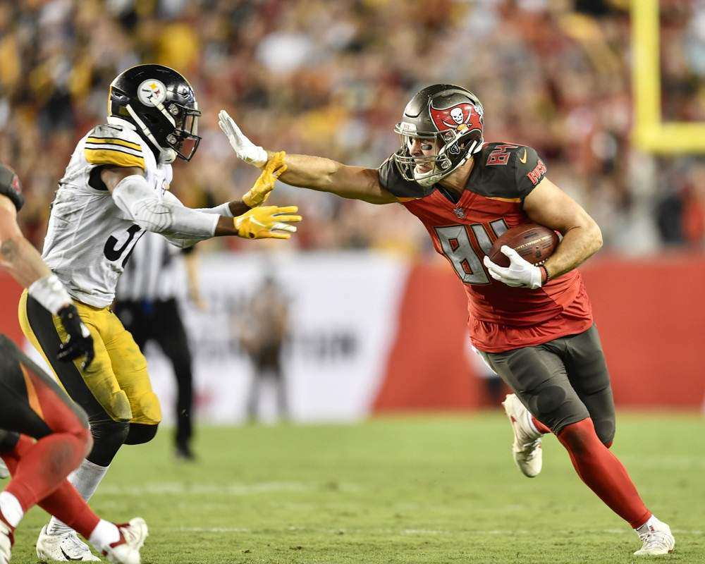 Tight end sleepers for NFL Week 6