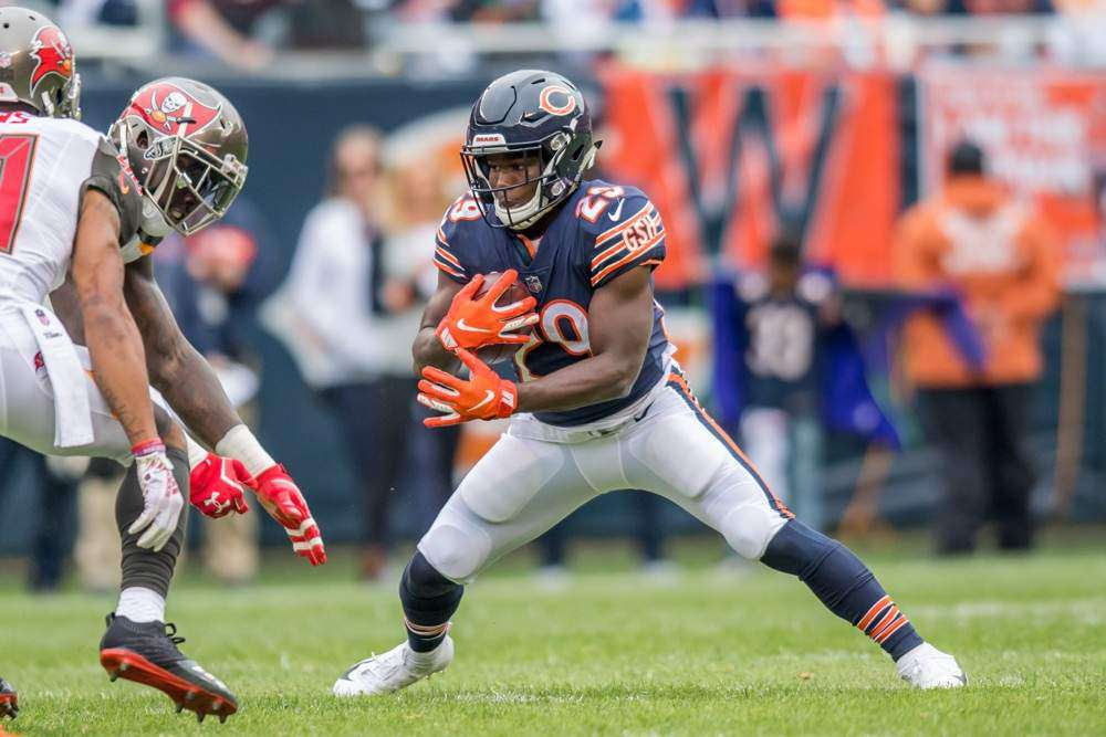 Running Back Sleepers For Week 6 Cohen For Broke Fantraxhq