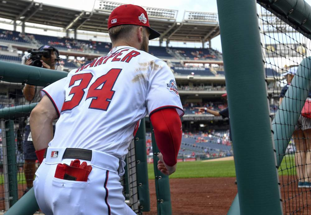 MLB Free Agent Hitters: Where Do Bryce and Manny Go?