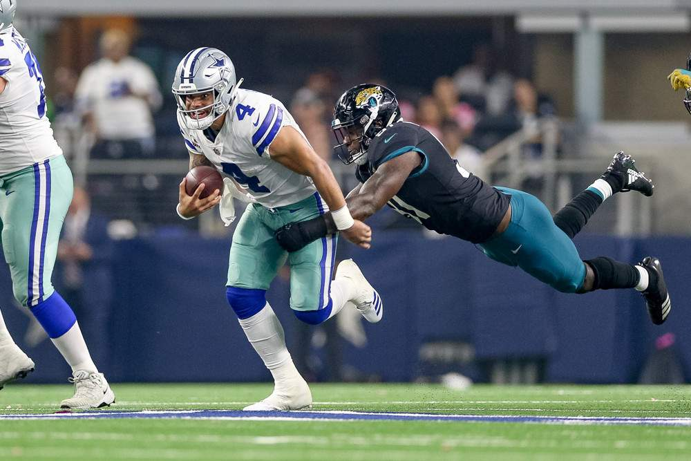 Week 11 Quarterback Sleepers Dak Attack Fantraxhq