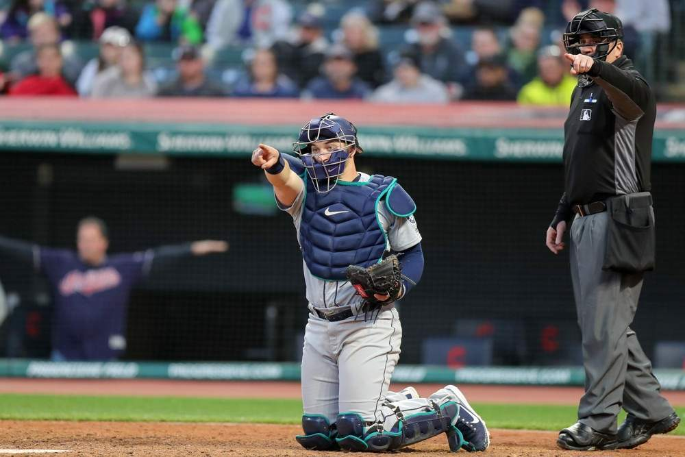 The Offseason's First Trade: Mike Zunino for Mallex Smith