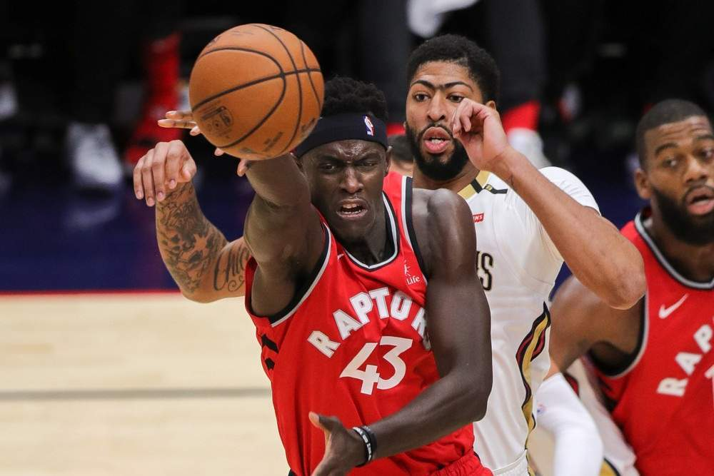 Fantasy Basketball: Player Spotlight – Pascal Siakam