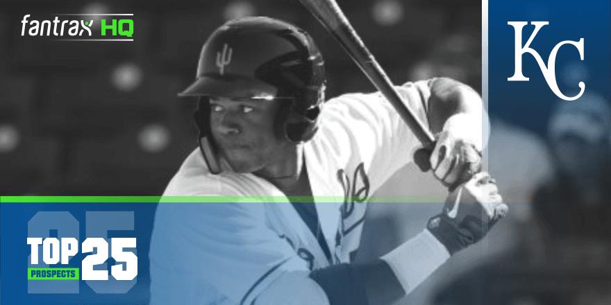 Kansas City Royals Top-25 Prospects