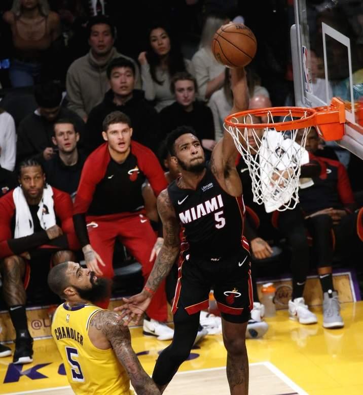 Fantasy Basketball: Fringe Report – Derrick Jones Jr.