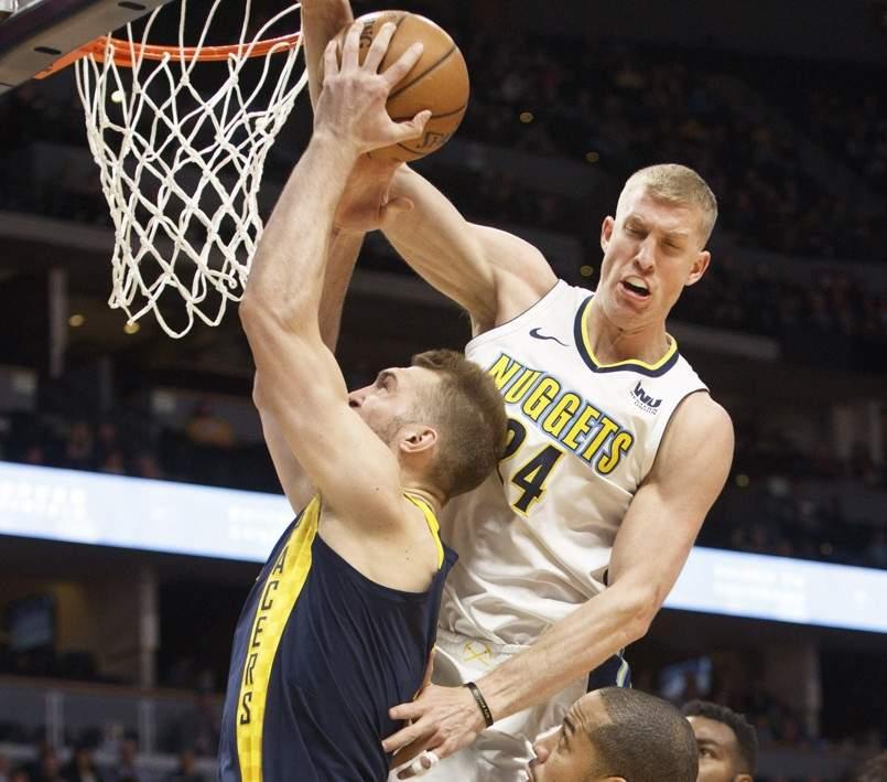Fantasy Basketball: Fringe Report – Mason Plumlee