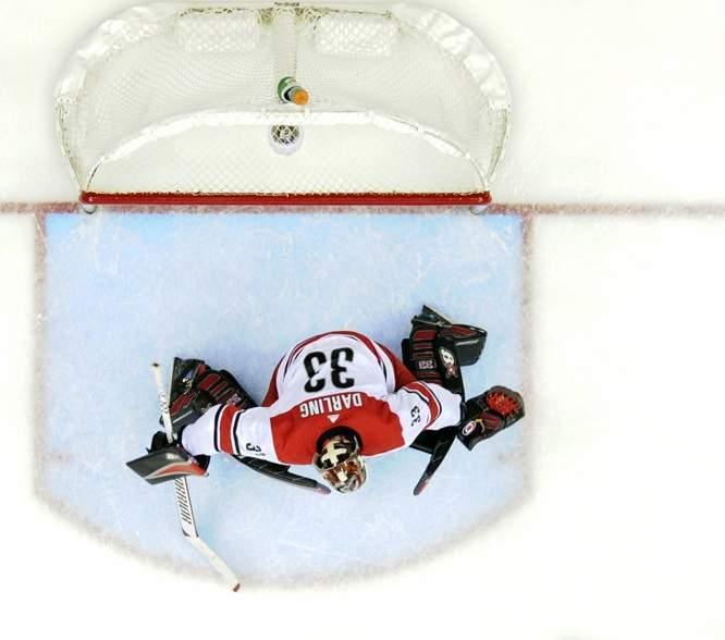 Fantasy Hockey Goalie Report: Darling Down