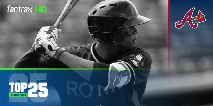 Atlanta Braves Top-25 Prospects