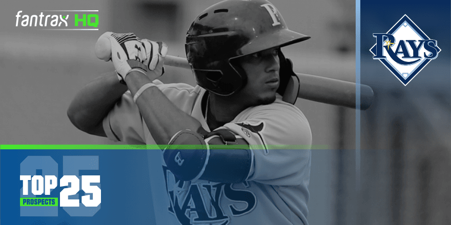 Tampa Bay Rays Top-25 Prospects