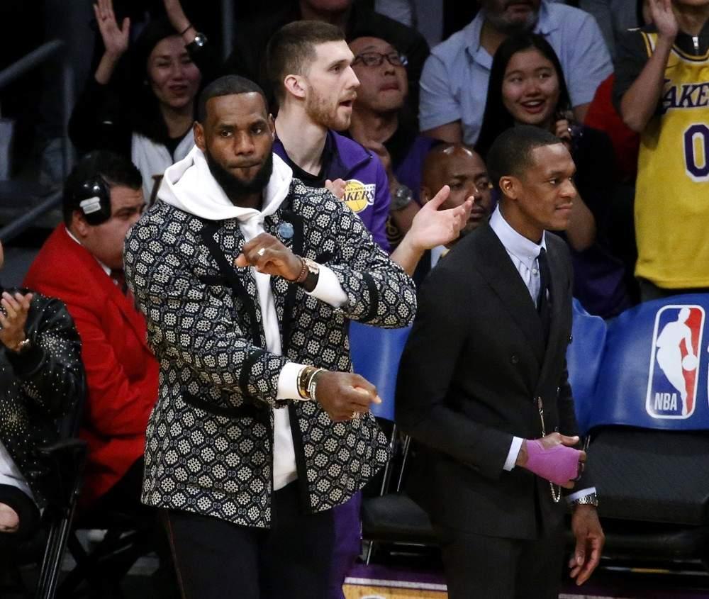 Lebron James NBA Injuries
