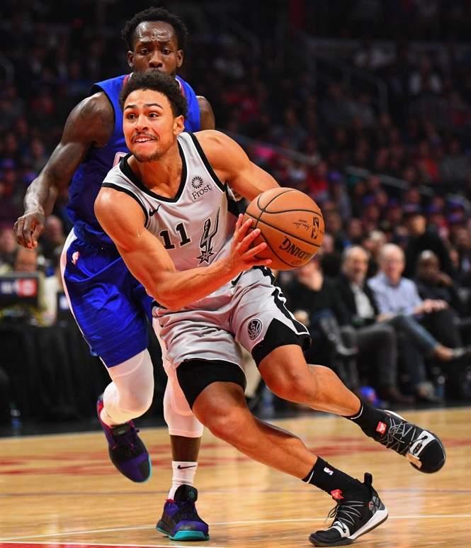 Fantasy Basketball: Fringe Report – Bryn Forbes