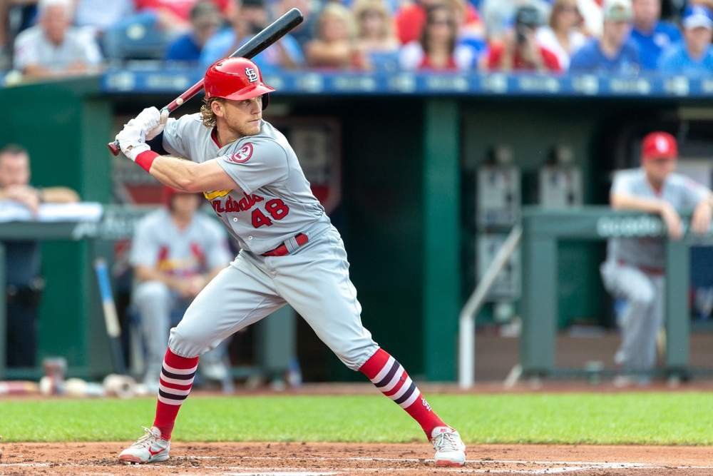Outfield Sleepers for 2019 Fantasy Baseball