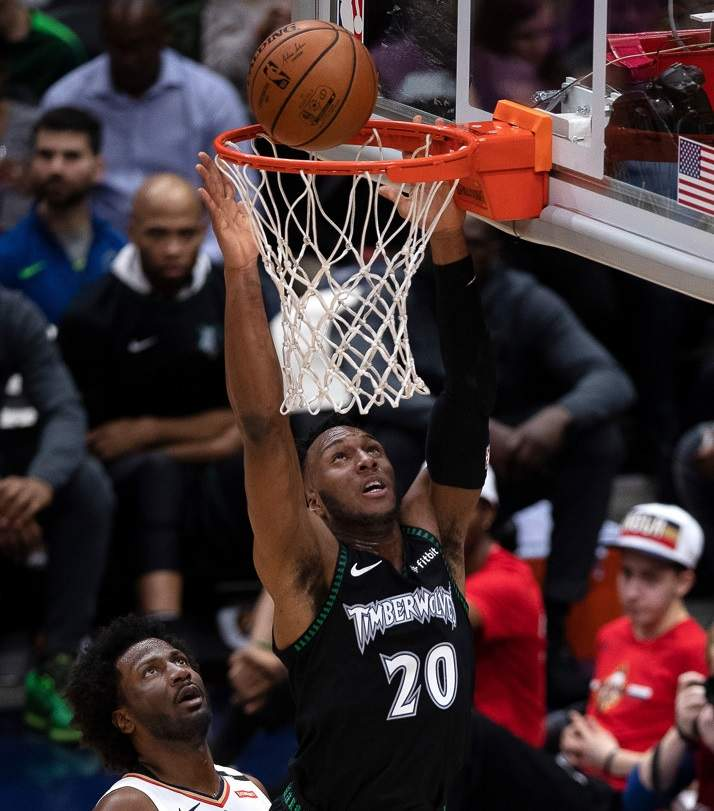 Fantasy Basketball: Fringe Report – Josh Okogie
