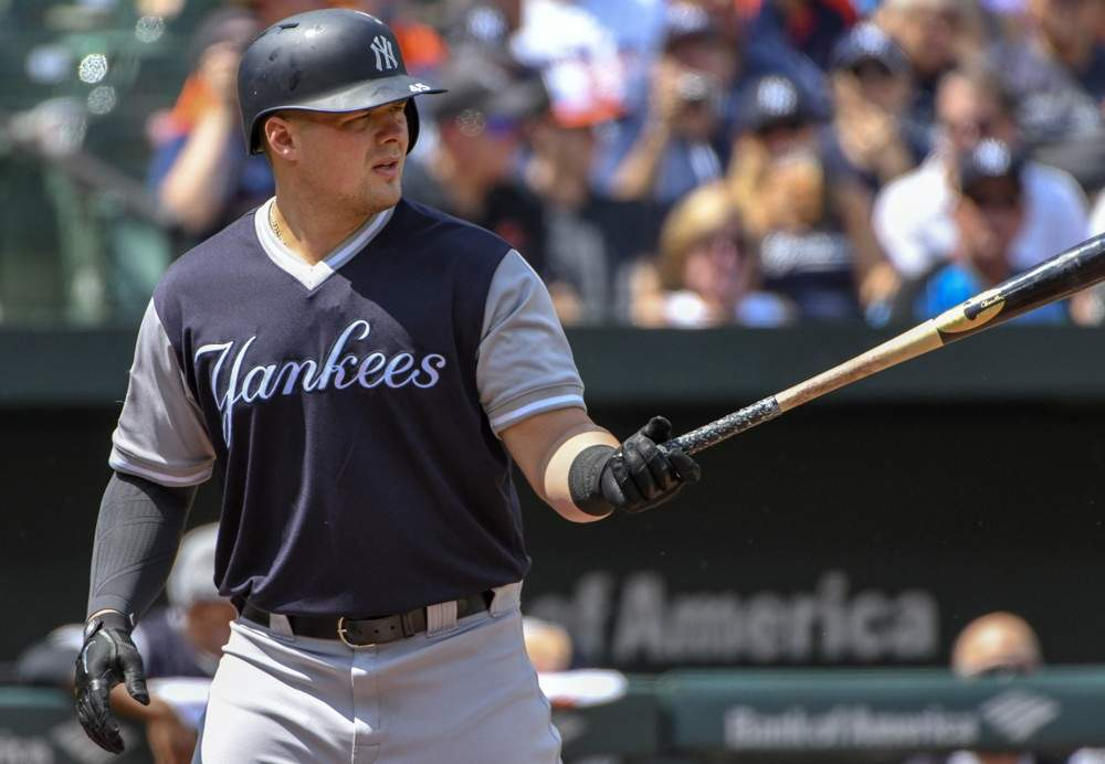 Post-Hype Sleepers Luke Voit