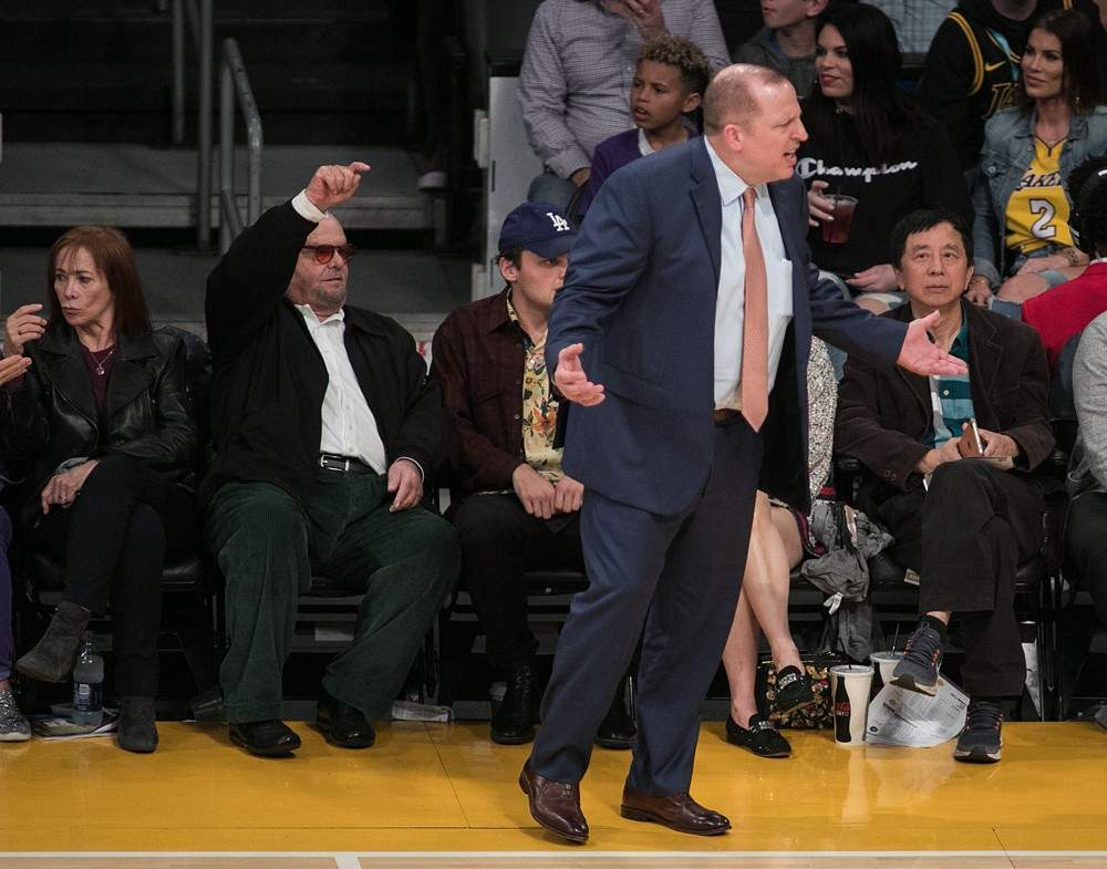 Minnesota Timberwolves coach Tom Thibodeau gets fired