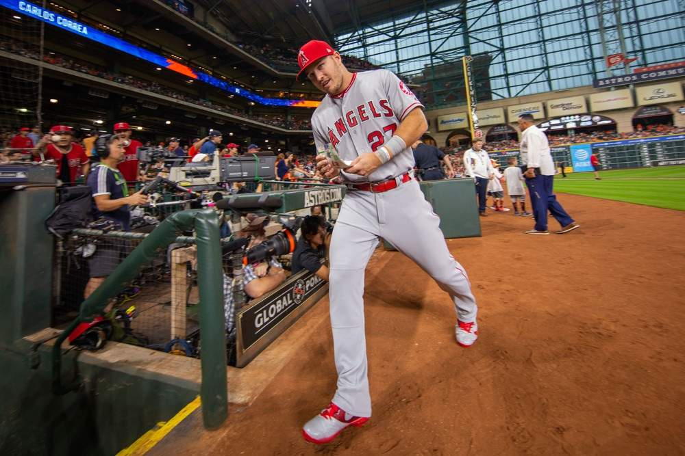2019 Fantasy Baseball Rest of Season Rankings Mike Trout
