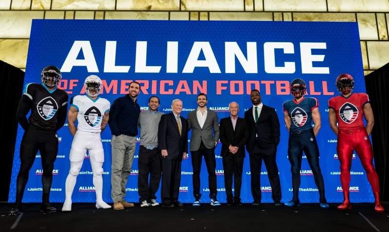AAF Alliance of American Football
