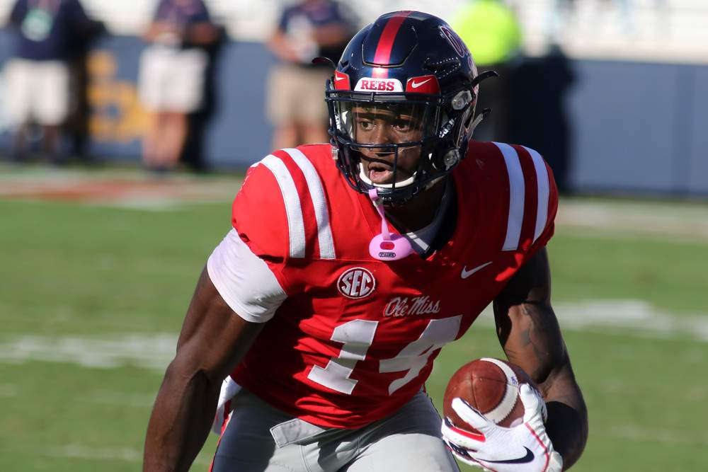 D.K. Metcalf NFL Draft