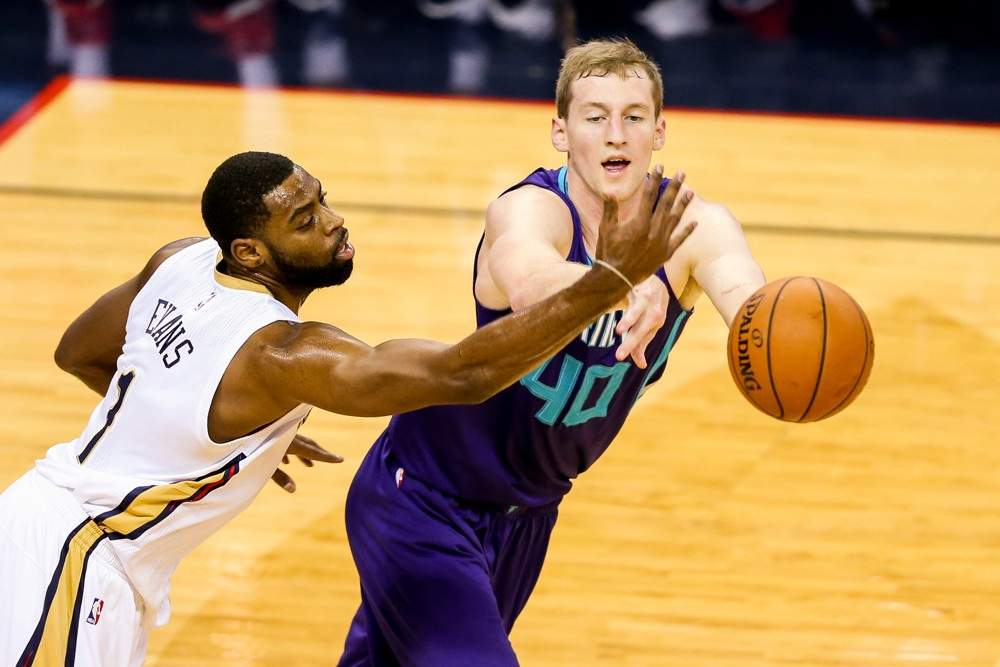 Cody Zeller Fantasy Basketball Fringe