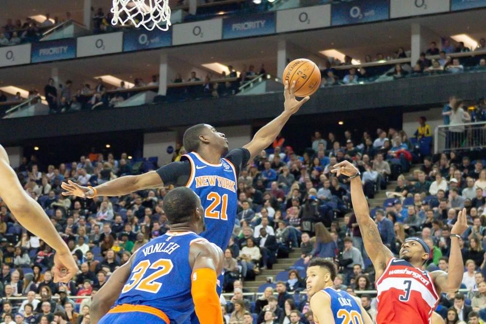 Fantasy Basketball Daily Forecaster – Damyean Dotson