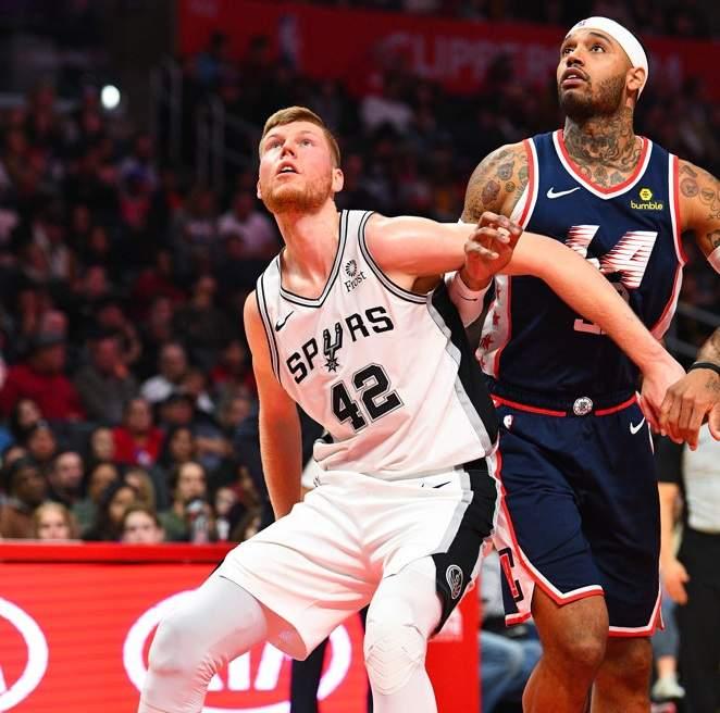 Fantasy Basketball: Fringe Report – Davis Bertans