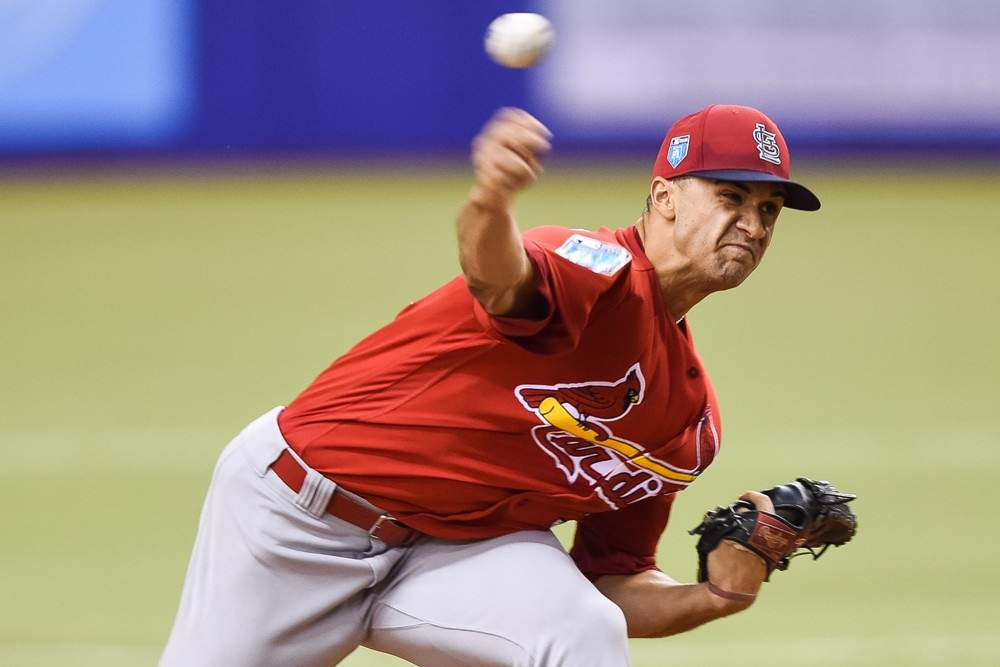 Jack Flaherty and Robbie Erlin Get a Reality Check