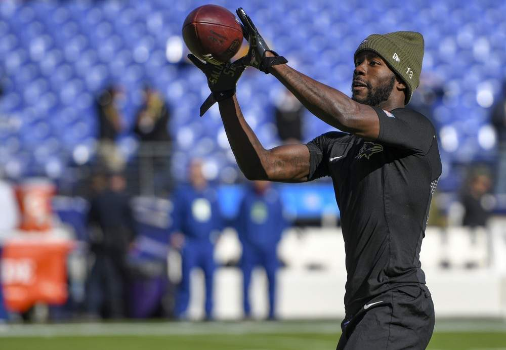 John Brown Free Agent Wide Receivers