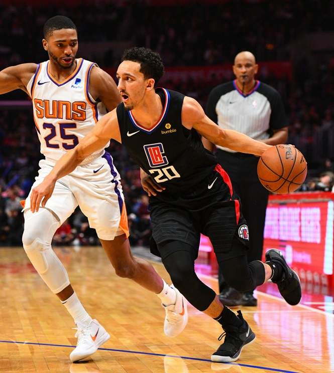 Landry Shamet Fantasy Basketball Waiver Wire