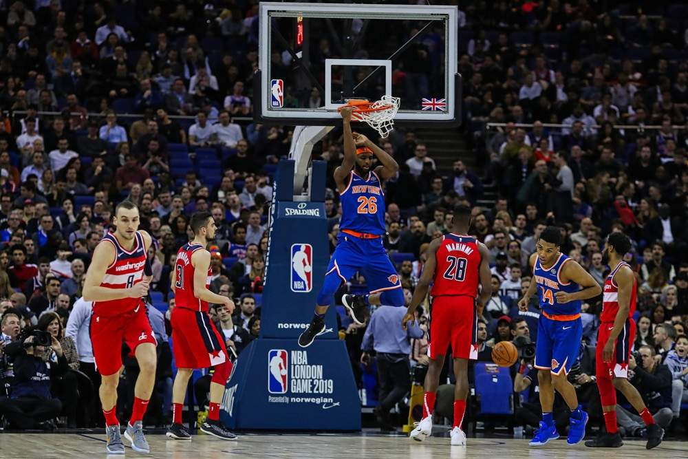 Fantasy Basketball Daily Forecaster – Mitchell Robinson