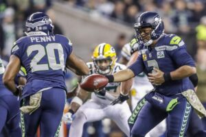 Russell Wilson's Contract Extension Places Him at Center of Changing Offense