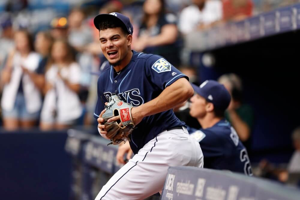 Willy Adames Middle Infield Fliers