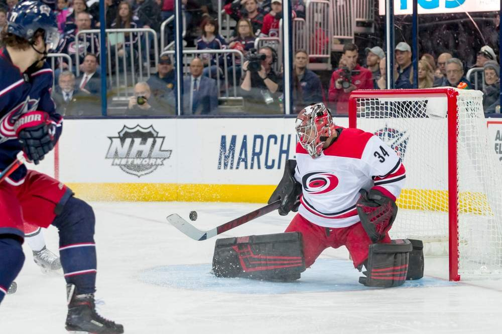 Fantasy Hockey Goalie Report: Crowded Creases