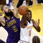 Daily Fantasy Basketball Forecaster – Damyean Dotson