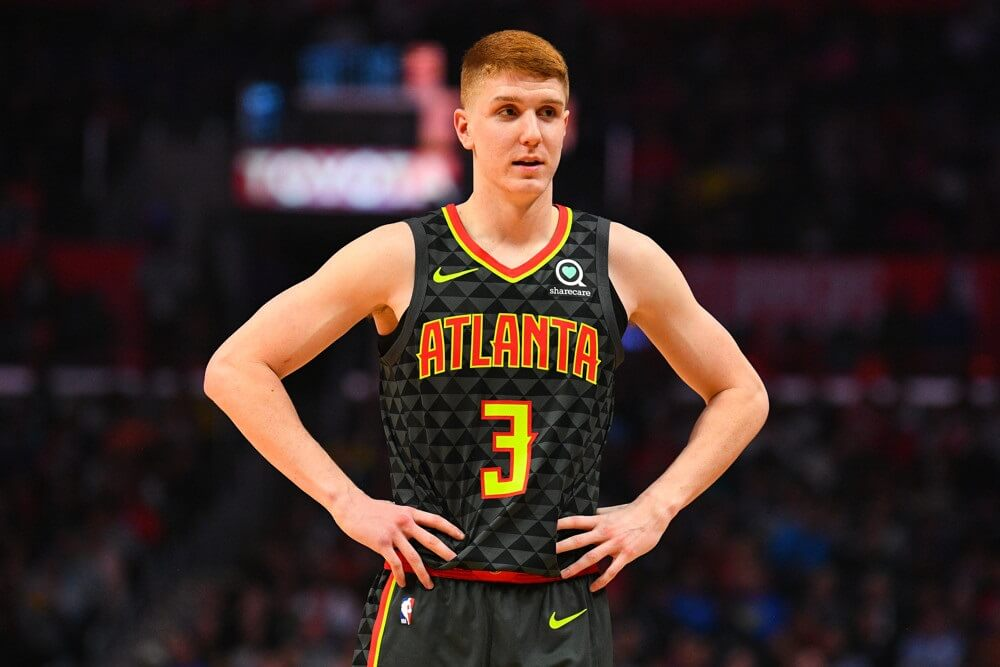 Kevin Huerter Daily Fantasy Basketball Forecaster