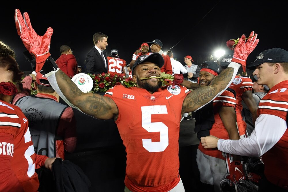 Mike Weber NFL Draft Preview
