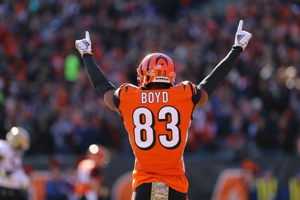 best value bac9f 48a65 Dynasty Fantasy Football: Tyler Boyd, RAWR! | FantraxHQ