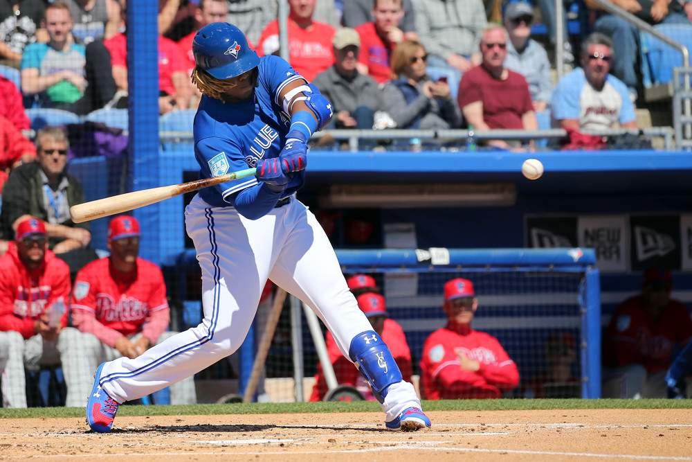 Fantasy Baseball Prospects Report: The Vladimir Guerrero Jr. Show