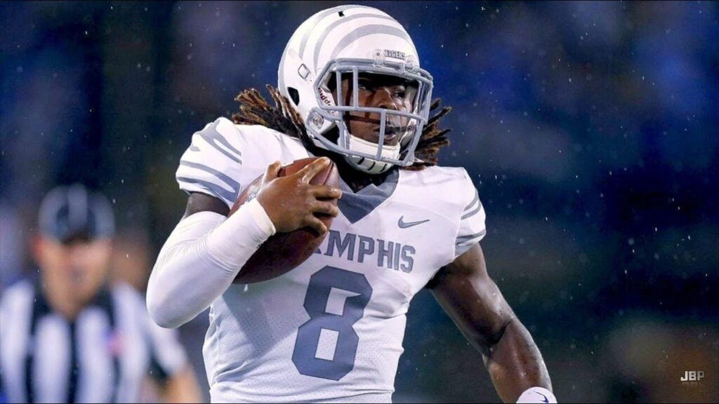 2019 NFL Draft Preview: Darrell Henderson – RB, Memphis