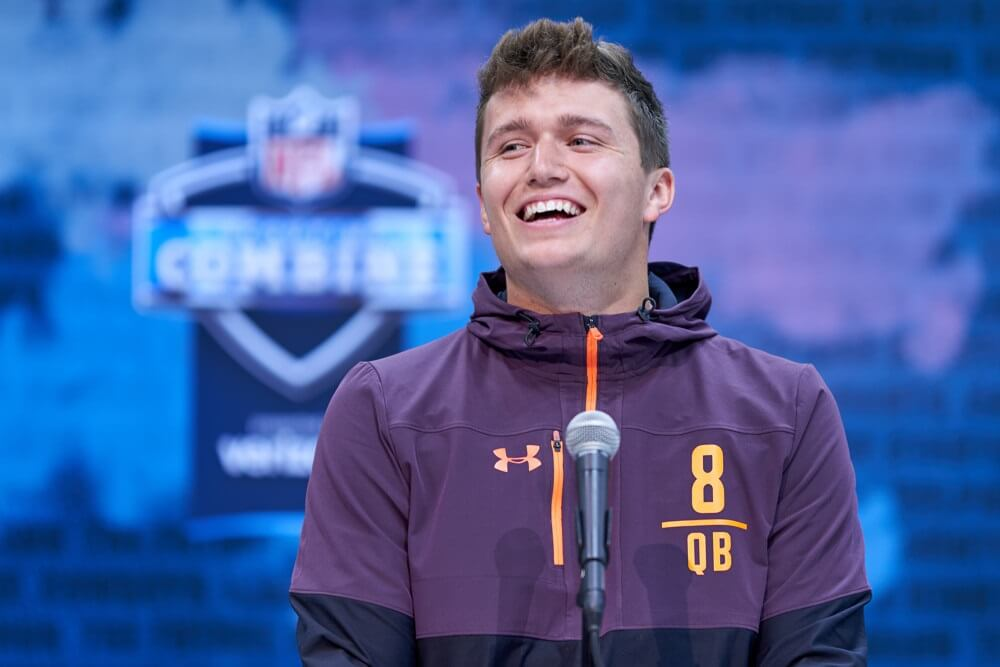 NFL Draft Notebook: The Bengals can Rock with Drew Lock