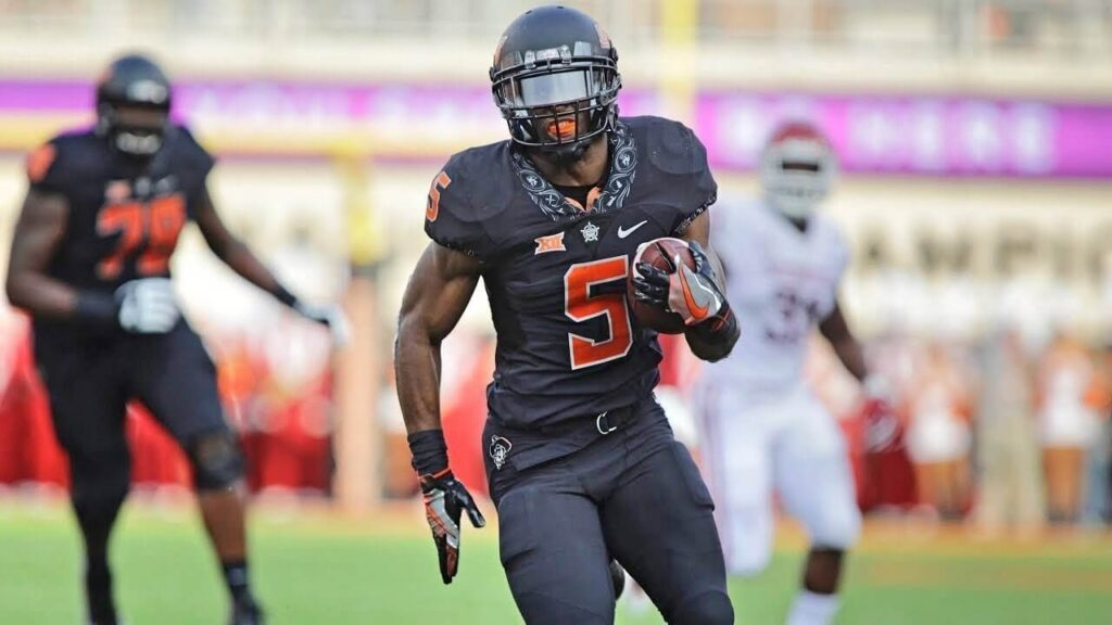 2019 NFL Draft Preview: Justice Hill – RB, Oklahoma State