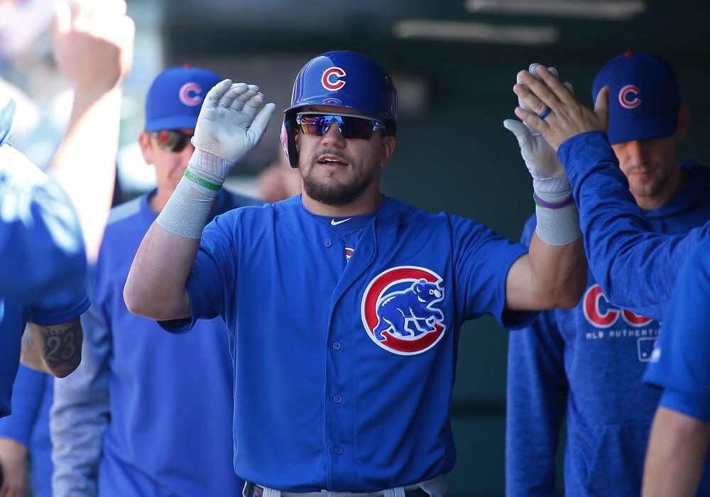 Deep Dive: Buy Back In On Kyle Schwarber For The 2020 Season