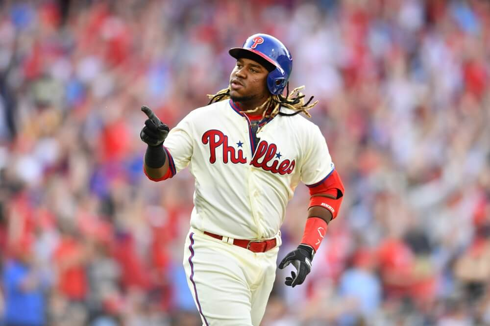 Tout Wars Notebook: Maikel Franco Booming for a Buck