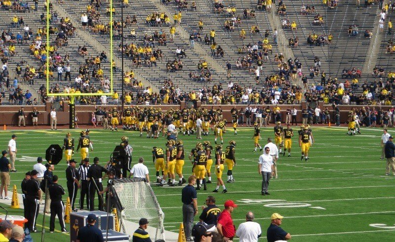 Michigan Spring Game