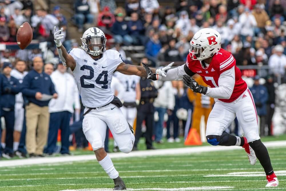 2019 NFL Draft Preview: Miles Sanders – RB, Penn State